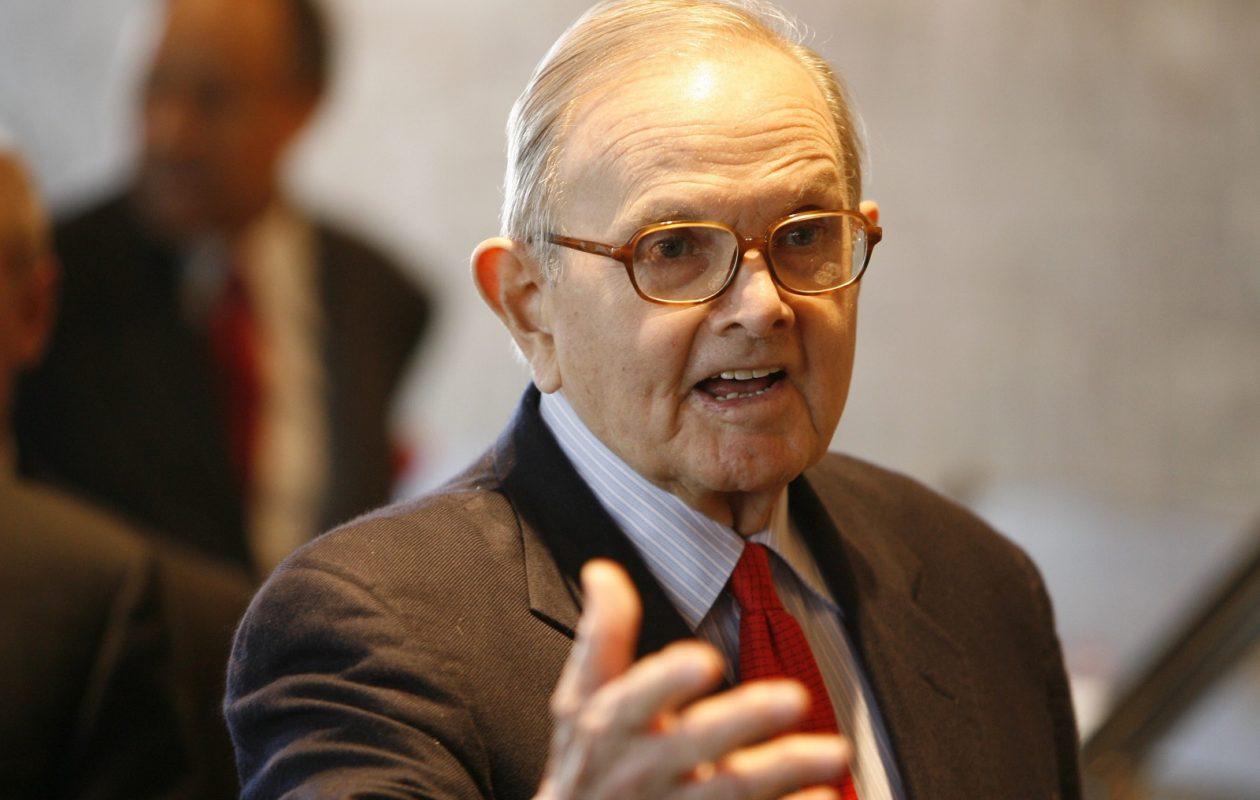 Former Bills owner Ralph Wilson Jr. died in 2014 at age 95. (Derek Gee/Buffalo News file photo)