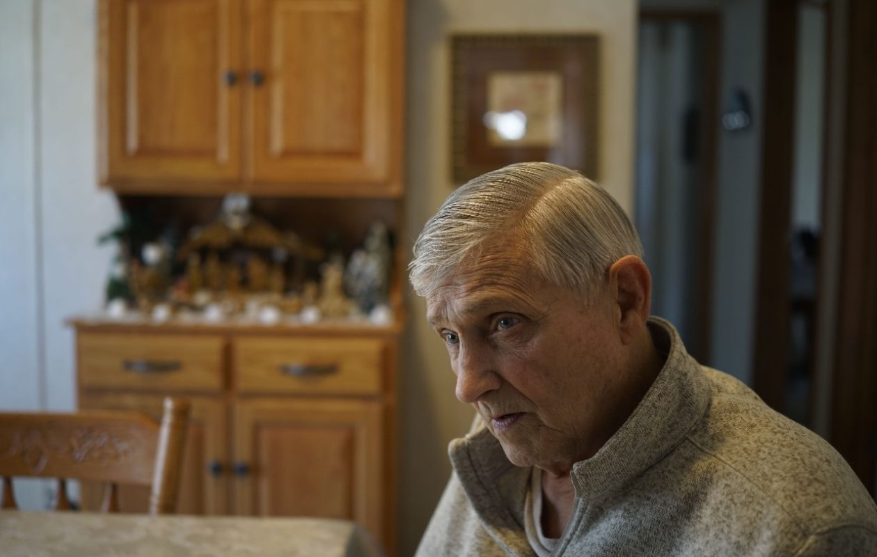 Retired Sherman Mayor John Patterson: Remembering a student who changed every room she entered. (Derek Gee/The Buffalo News)