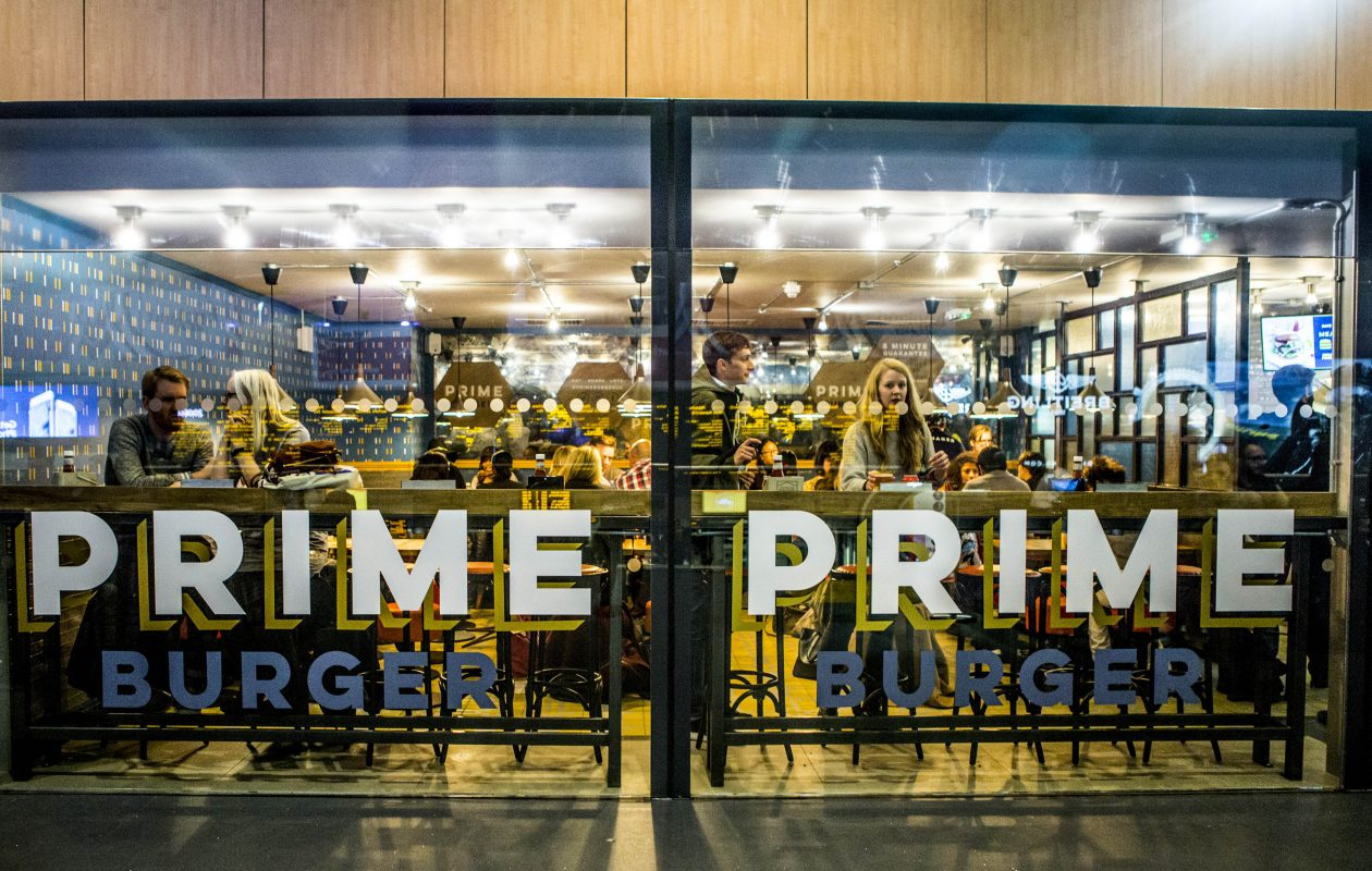 Prime Burger is one of the quick-service food concepts Delaware North Cos. has acquired in the U.K. (Contributed photo)