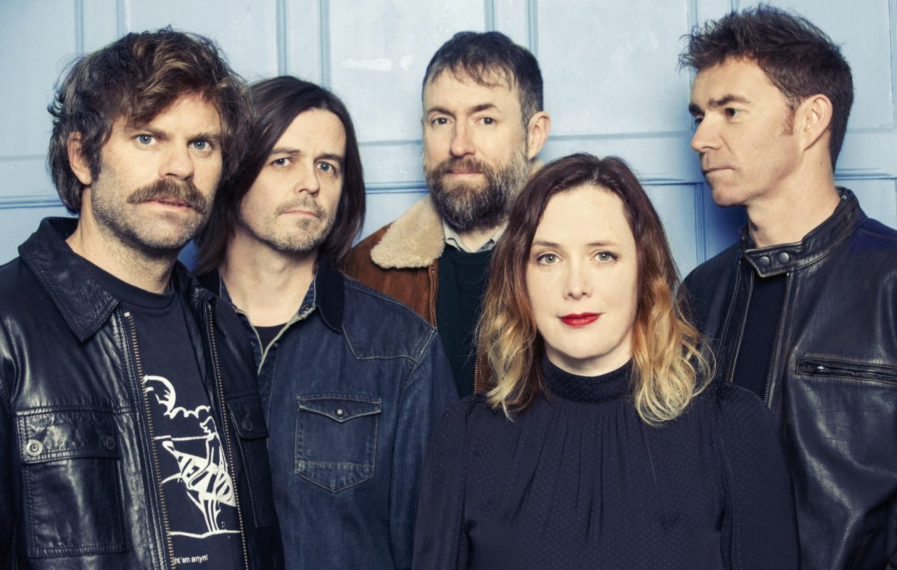 Slowdive returns on a tour that stops at the Town Ballroom. (Photo by Ingrid Pop)