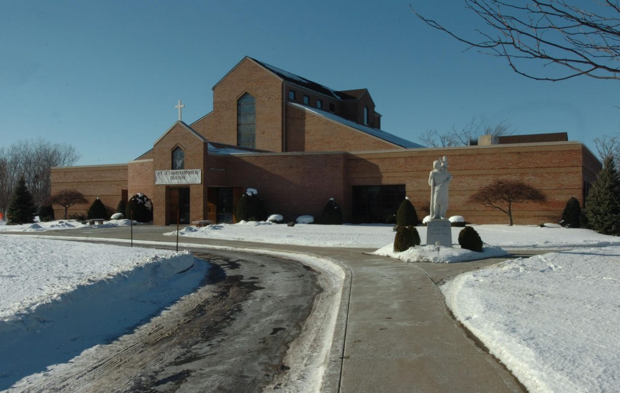 The Rev. Suresh Yamarthy was sent back to India from St. Christopher Roman Catholic Parish in the Town of Tonawanda after he was found endorsing checks written to the church's outreach program. (News file photo)