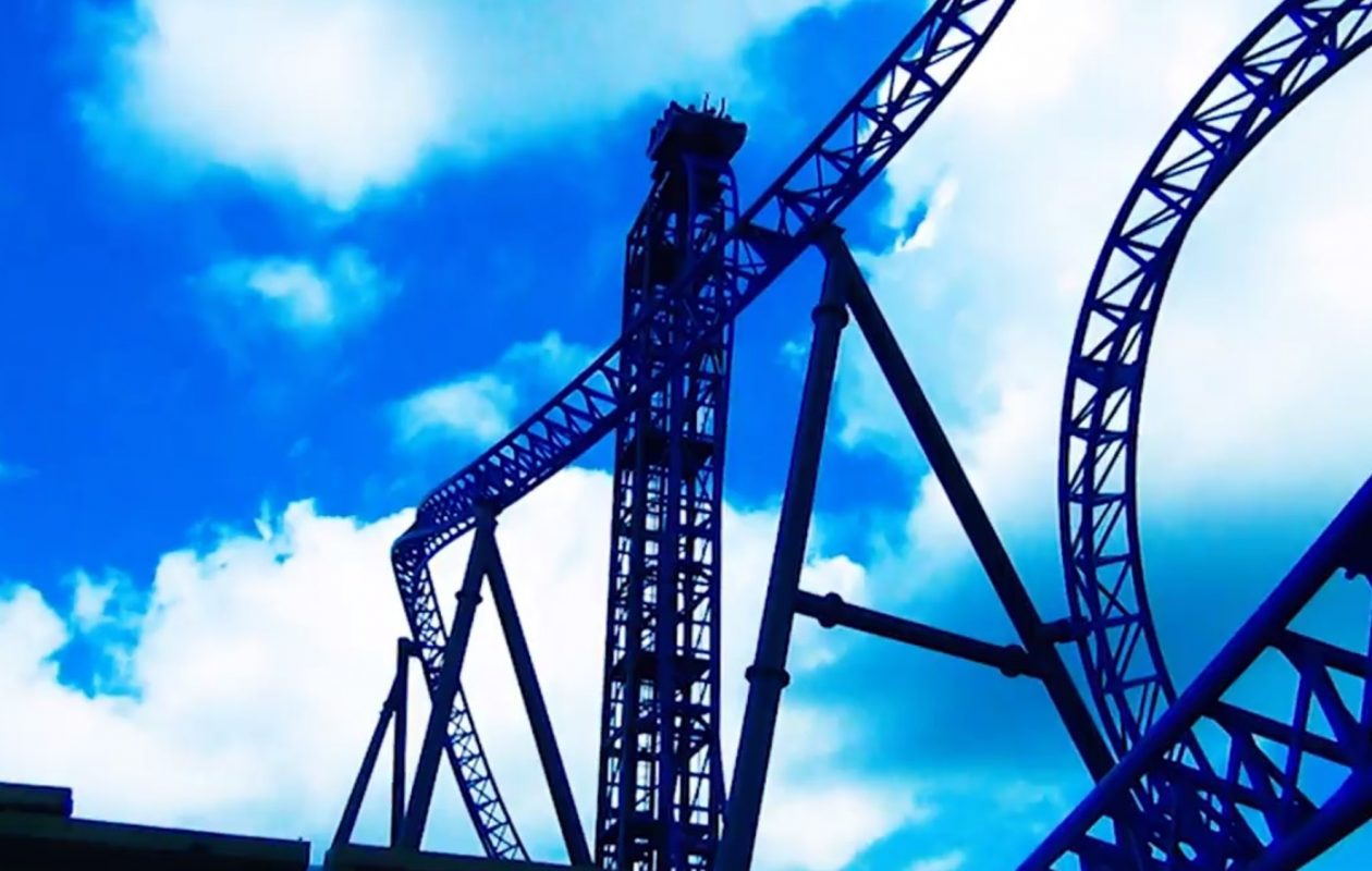 The Tantrum includes a beyond-vertical drop, the only roller coaster in New York State and Ontario that will have that, according to Darien Lake.