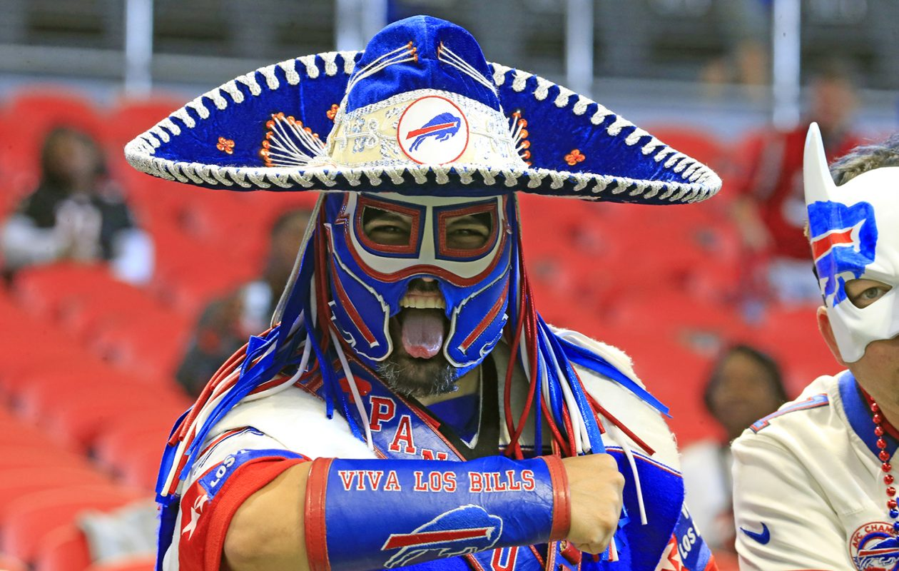 We've got ideas for the even the most die-hard Bills fan on your shopping list. (Harry Scull Jr./News file photo)