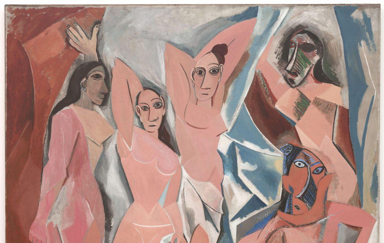 'Les Demoiselles d'Avignon,' Picasso's 1907 masterpiece, is the focus of a book by Miles J. Unger.