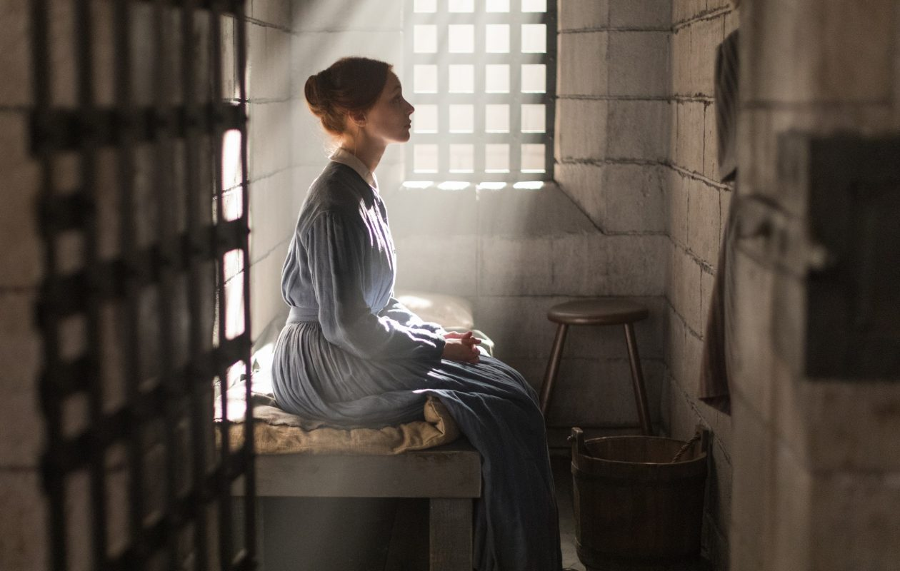 Sarah Gadon stars in 'Alias Grace' on Netflix. (Sabrina Lantos/Netflix)