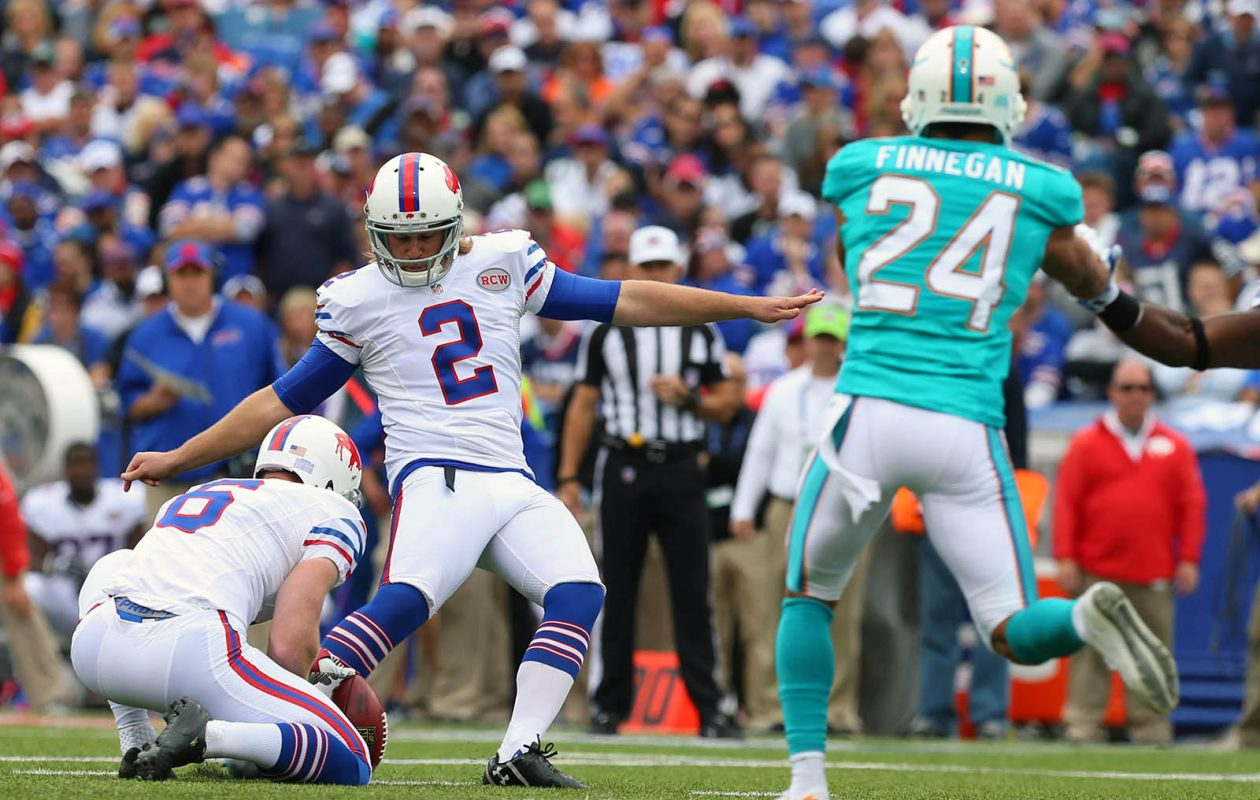 Both the Bills and the Dolphins have a lot on the line going into Sunday. (Mark Mulville/News file photo)