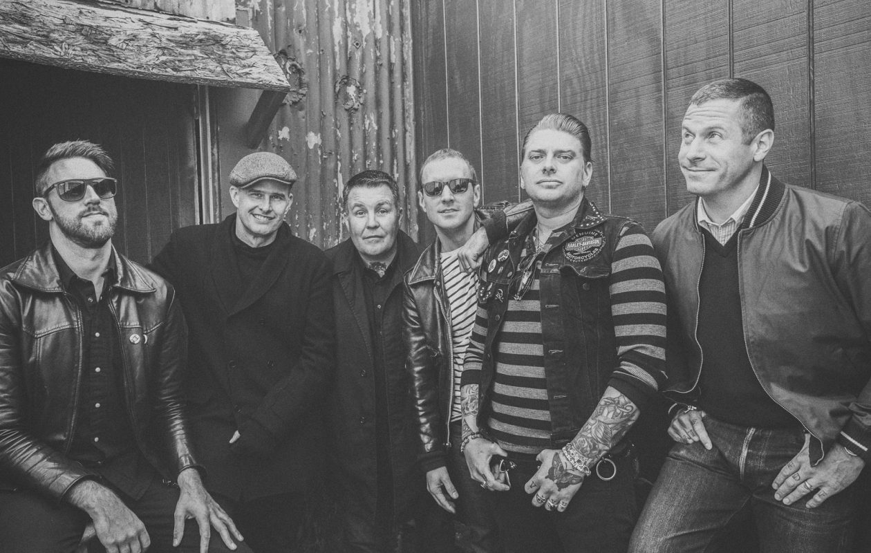Dropkick Murphys. (Photo by Gregory Nolan)
