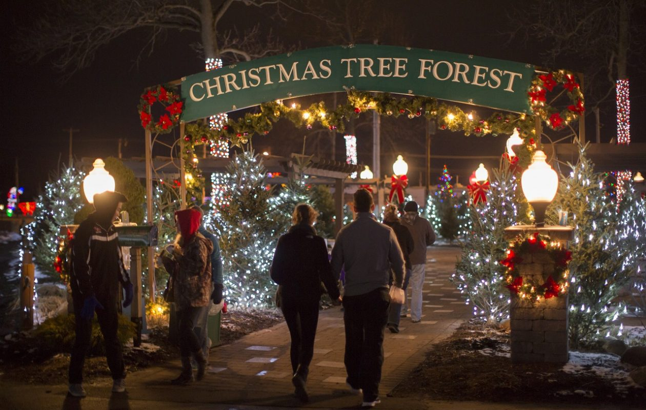 The Festival of Lights winds down Friday and Saturday at the Erie County Fairgrounds.