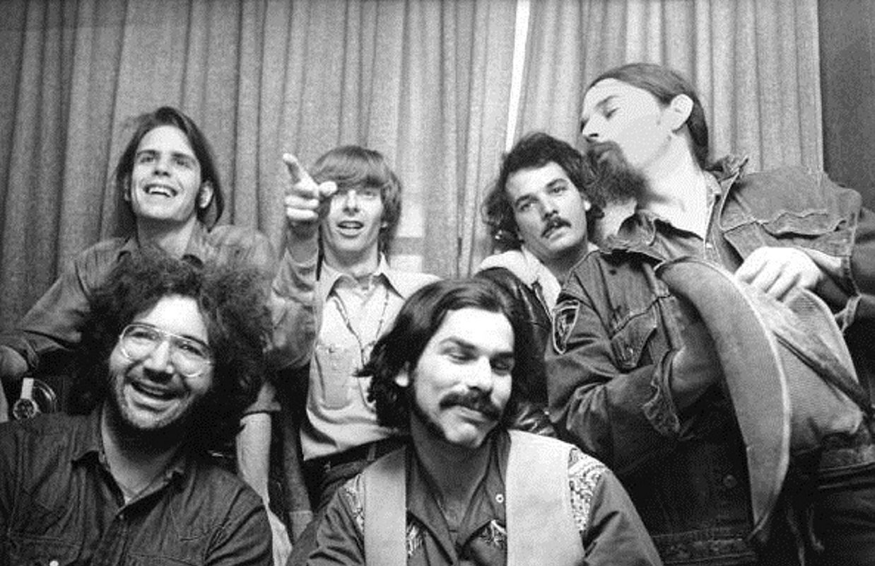 The Grateful Dead performed with the Buffalo Philharmonic Orchestra and Lukas Foss in 1970.
