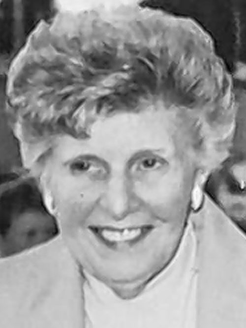 SCHMELZINGER, Ruth M.