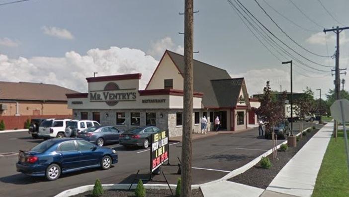 Mr. Ventry's Pizzeria and Restaurant on 10051 Niagara Falls Boulevard in Niagara Falls. (Google image)