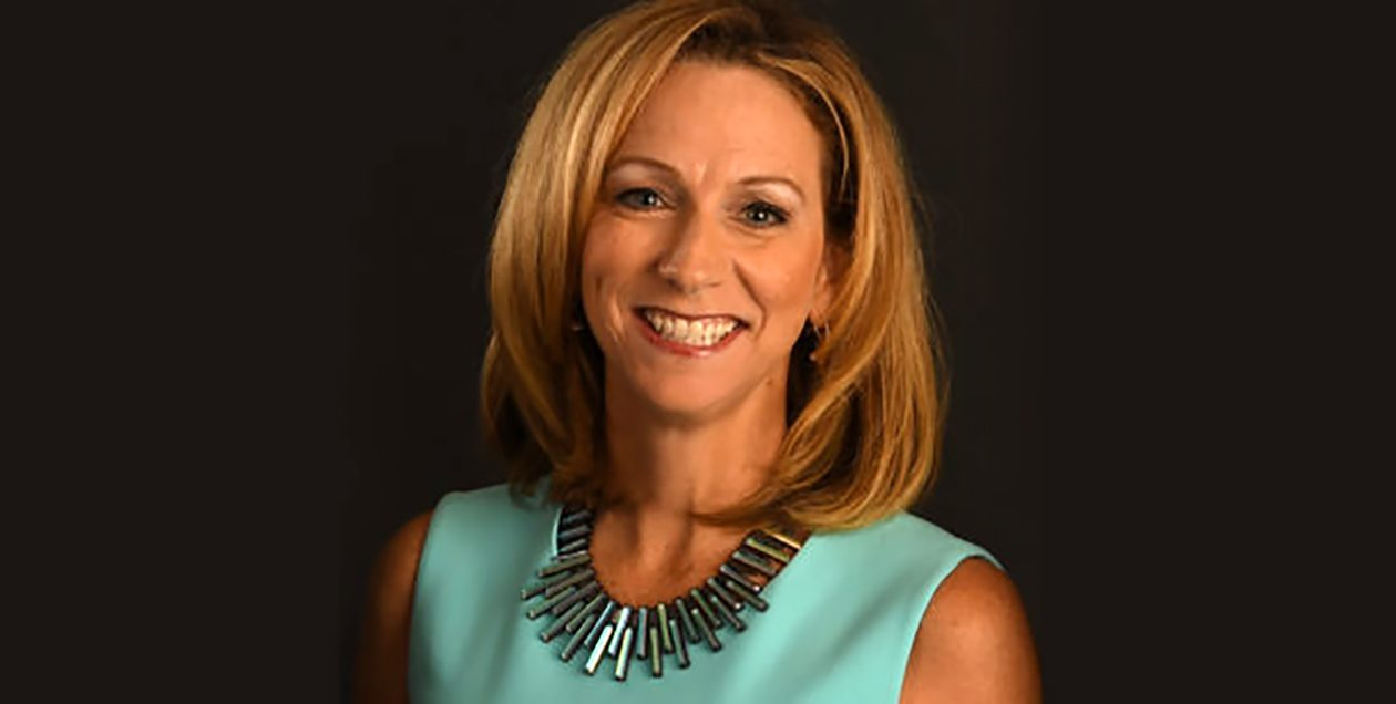 Beth Mowins will call the play by play in Sunday's Bills-Dolphins game. (Photo courtesy of ESPN)