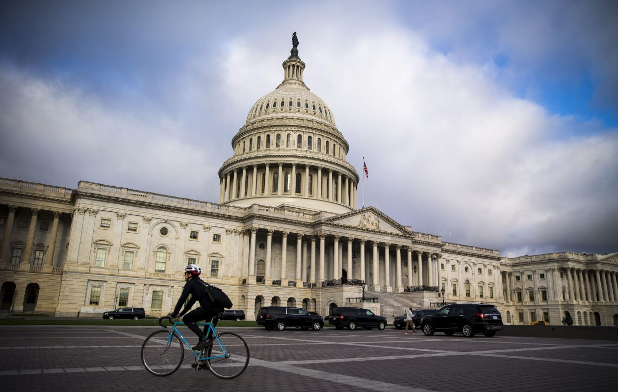 Congress has paid out more than $17 million to settle 268 harassment claims, including sexual harassment. (New York Times file photo)