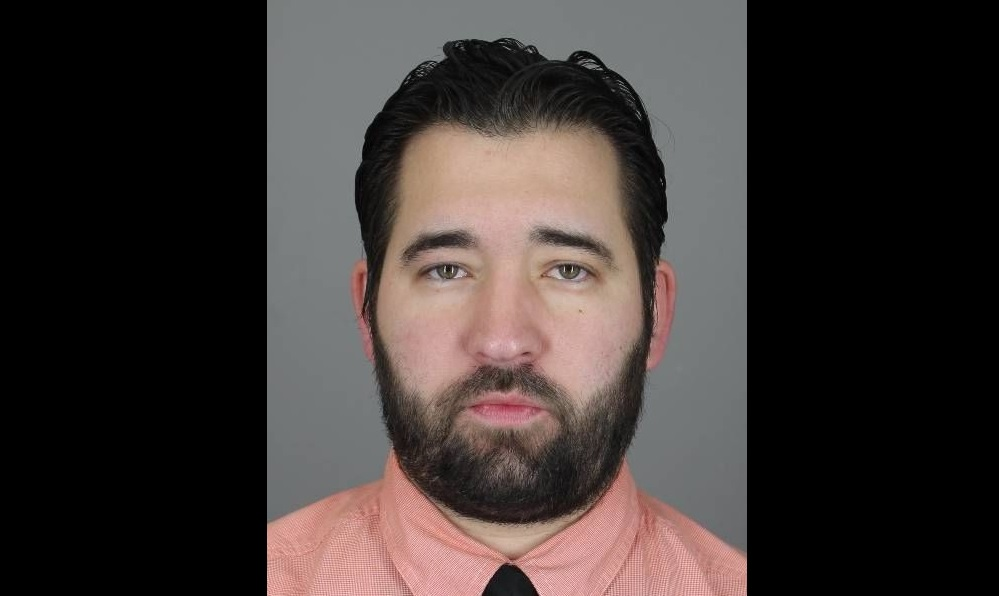Justin J. Bleich, 33, of the Town of Tonawanda, faces an unlawful surveillance charge. (City of Tonawanda Police)