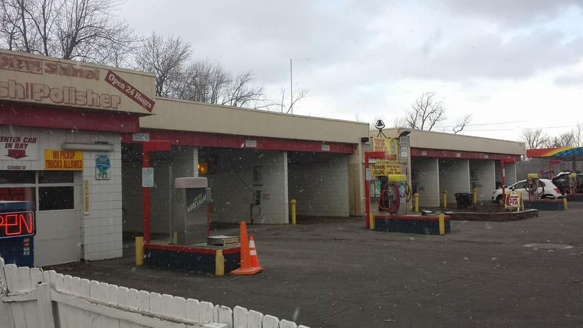 Dr. Huggs Car Wash closes at 2520 Niagara Falls Boulevard