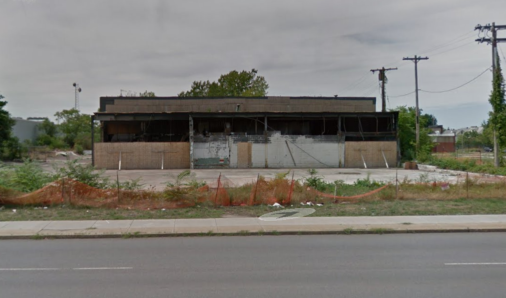 Uniland will demolish the old Dow Building at 1820 Elmwood. (Google Maps)