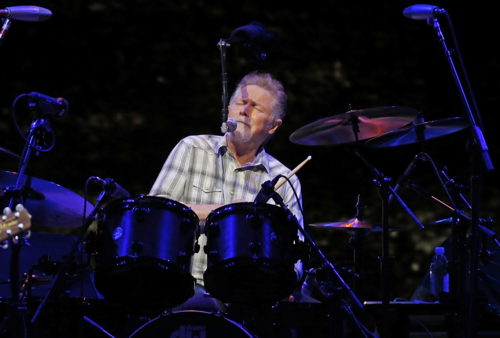 Don Henley performs with The Eagles at KeyBank Center in Buffalo on July 18, 2015. (Harry Scull Jr./News file photo)