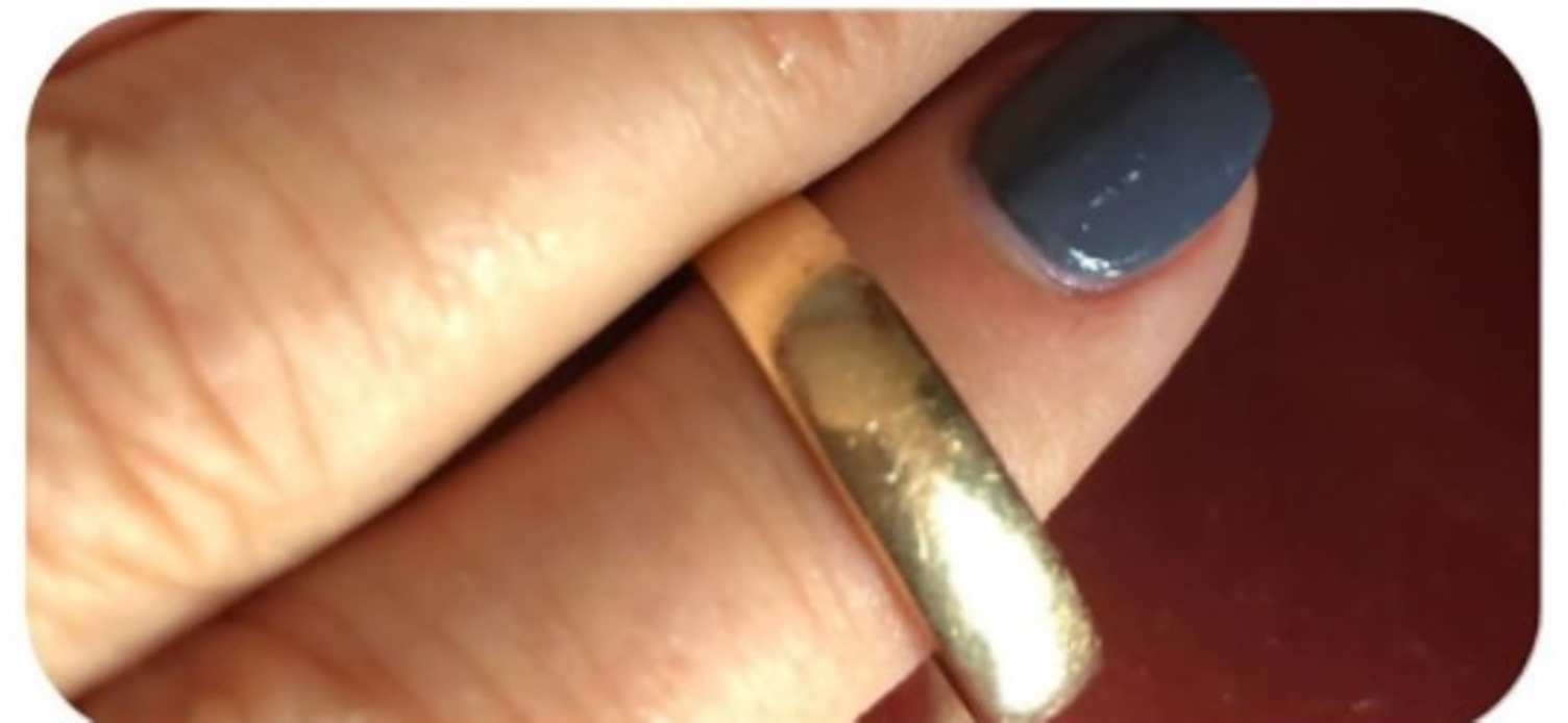 Two Bills games, two lost wedding rings, two men desperately searching