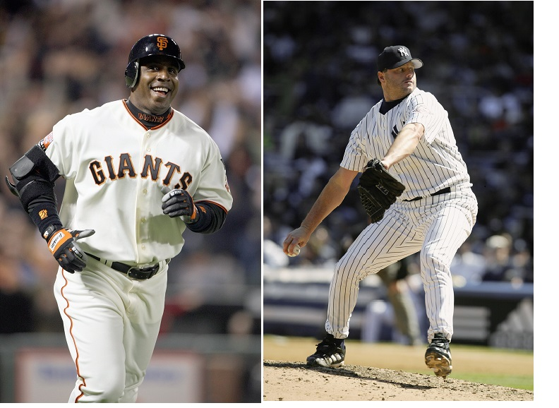 Are the tainted careers of Barry Bonds and Roger Clemens worthy of the Hall of Fame? (Getty Images)