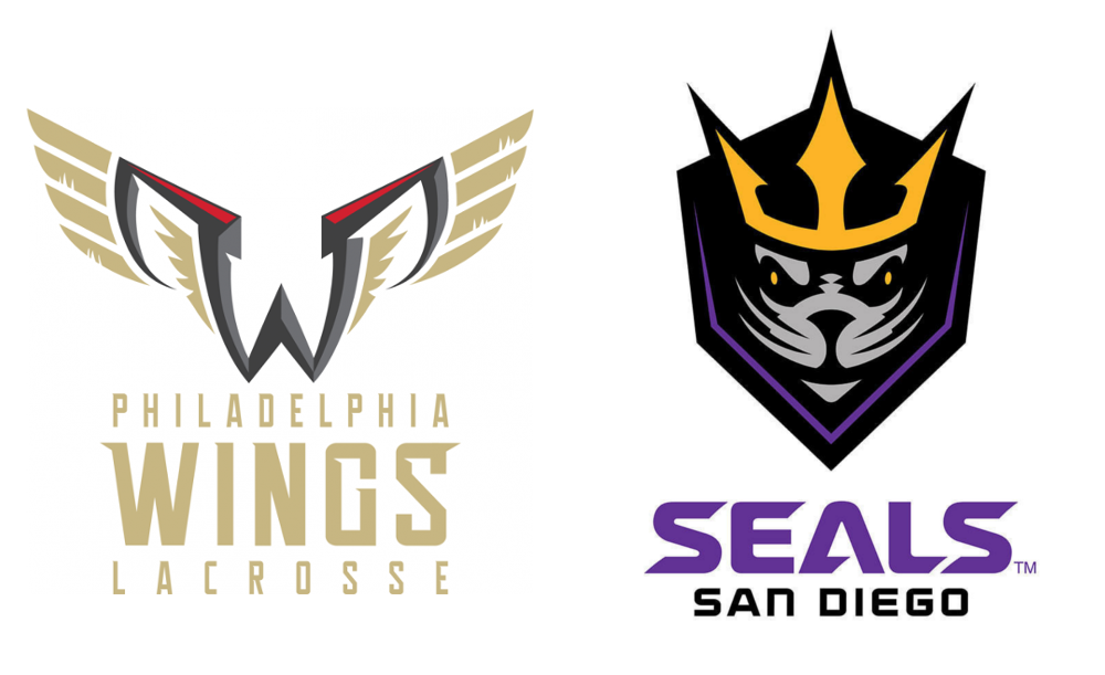The Philadelphia Wings and San Diego Seals are joining the National Lacrosse League for the 2018-19 season. With the two additions, the NLL sits at 11 franchises.