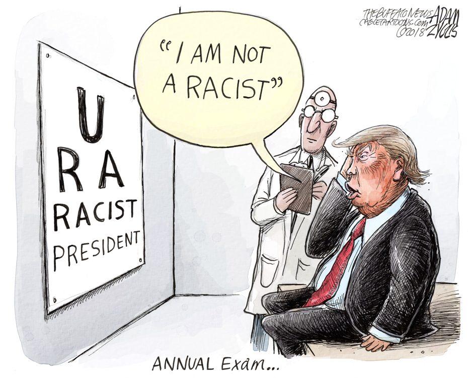 Trump Checkup: January 19, 2018