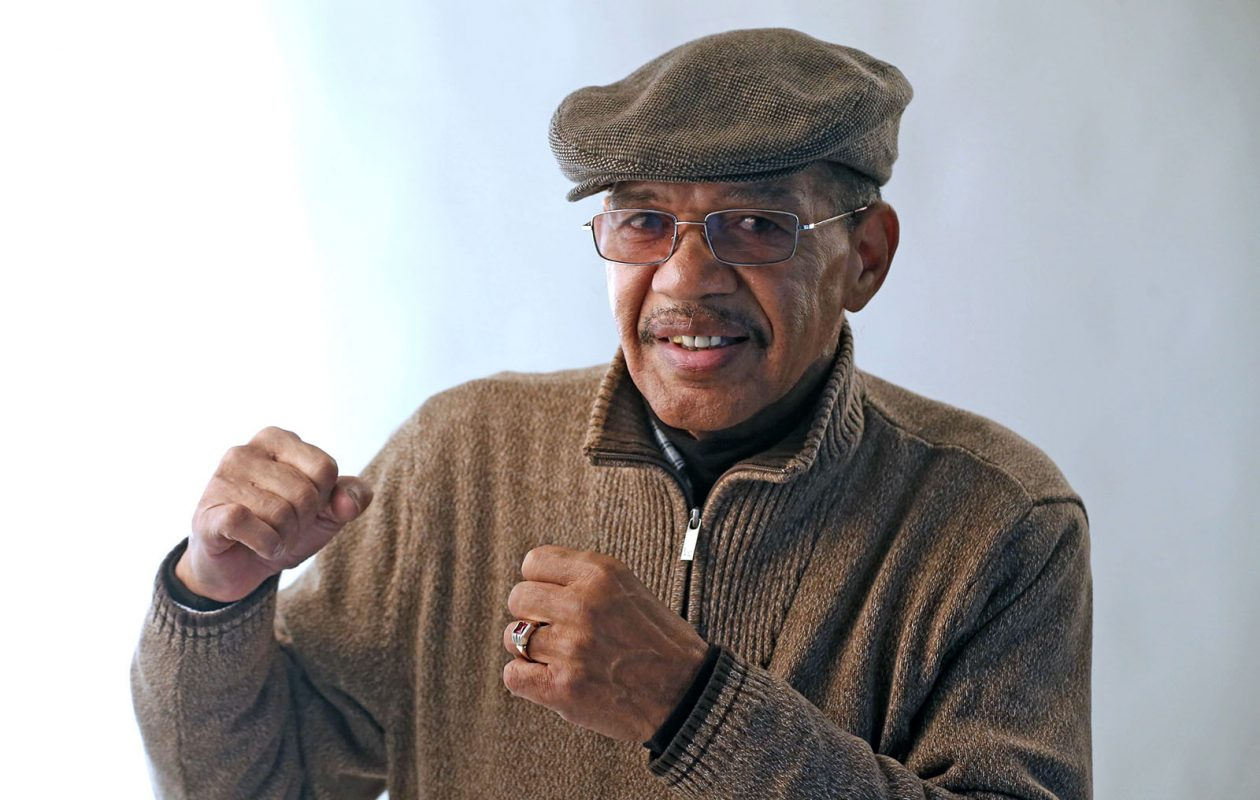 Buffalo Golden Gloves winner Robert Dixie Sr. brought honor to his Army unit as a boxing champion, but gave up his chance at an Olympic medal when he came home for his father's funeral. (Robert Kirkham/Buffalo News)