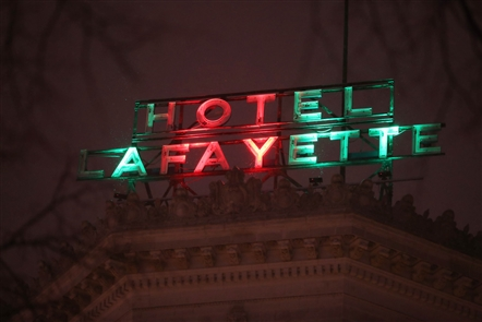A Closer Look: Hotel @ the Lafayette