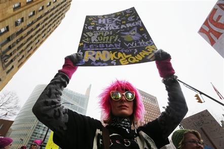 Buffalo Women's March