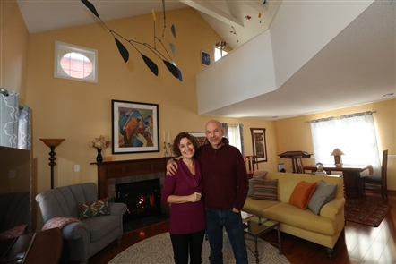 Home of the Month: Siegels' Buffalo home