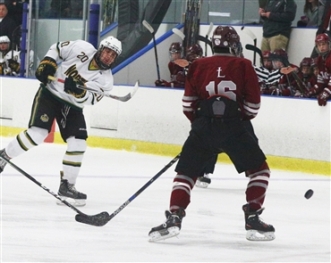 Williamsville North 3, St. Joe's 1