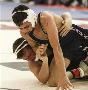 Section VI wrestling team championships