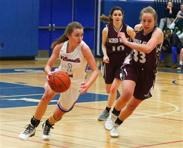 Girls basketball: Sacred Heart at Williamsville South