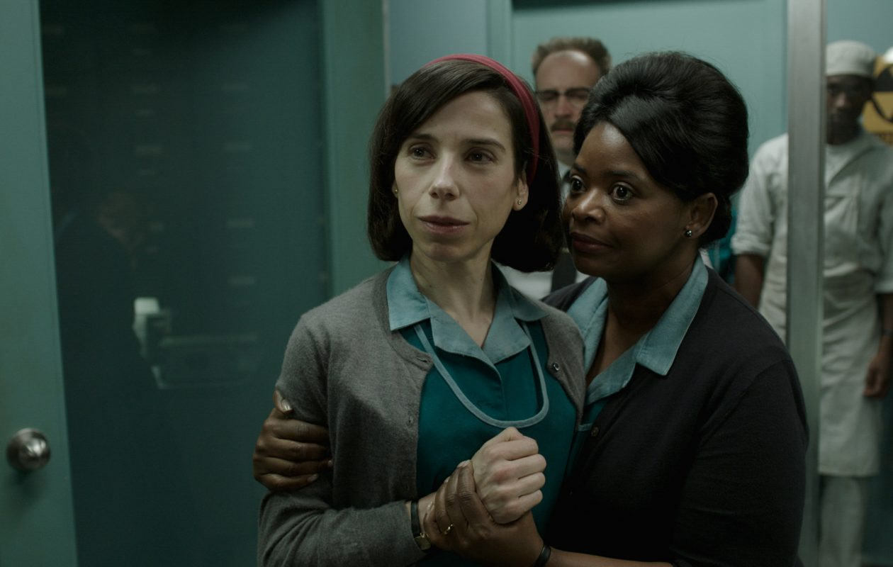 Sally Hawkins, left, and Octavia Spencer star in the film The Shape of Water. (Fox Searchlight Pictures)