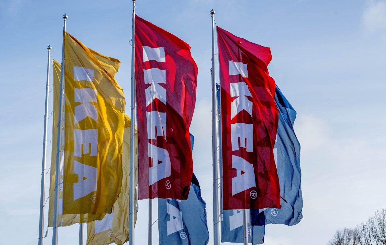Ikea is expanding its U.S. footprint. (ROBIN UTRECHT/AFP/Getty Images)