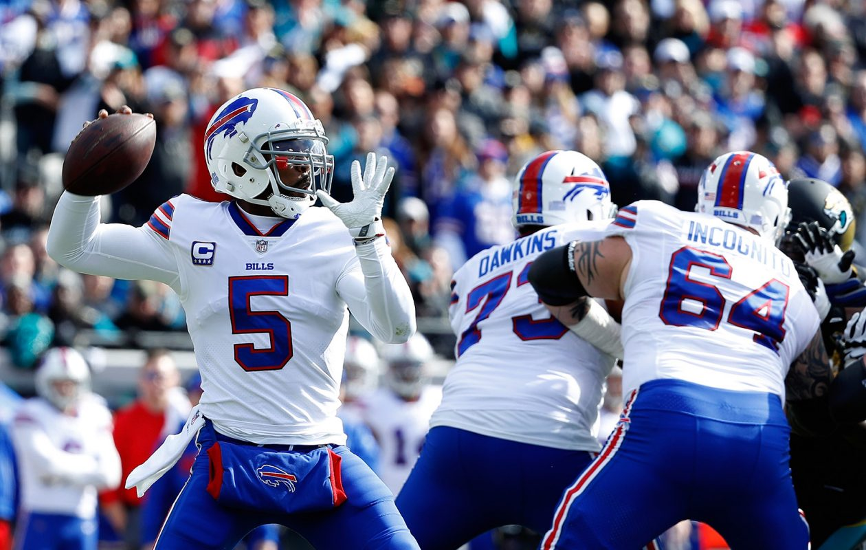 Tyrod Taylor. (Getty Images)