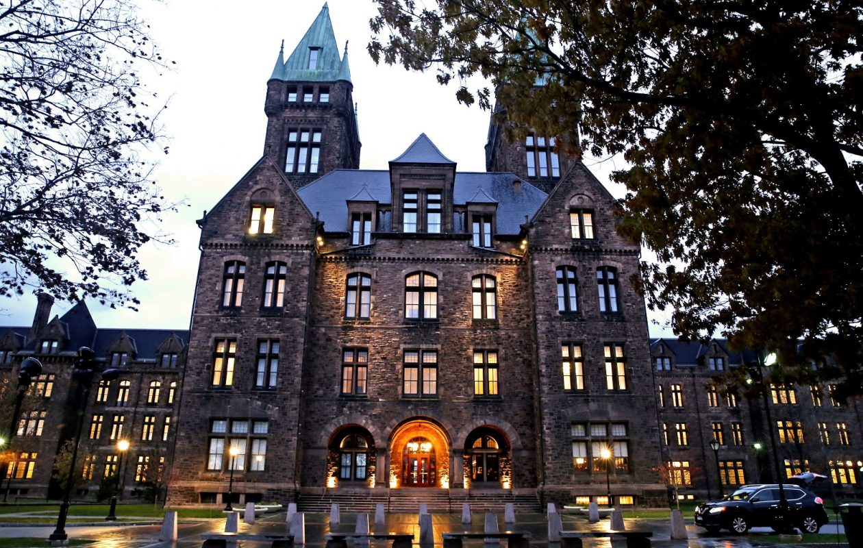 Hotel Henry in the Richardson Olmsted Complex is one new attraction in Buffalo worth checking out. (Robert Kirkham/Buffalo News)
