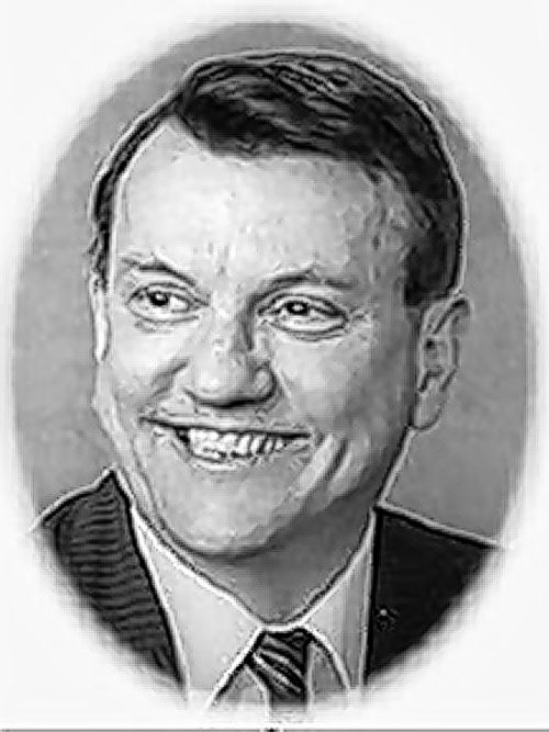 GALLAGHER, Michael F.