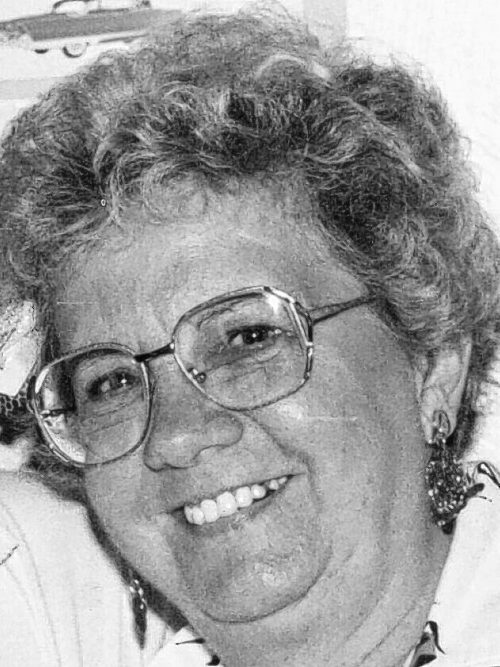 DeGLOPPER, Rita J. (Mengay)