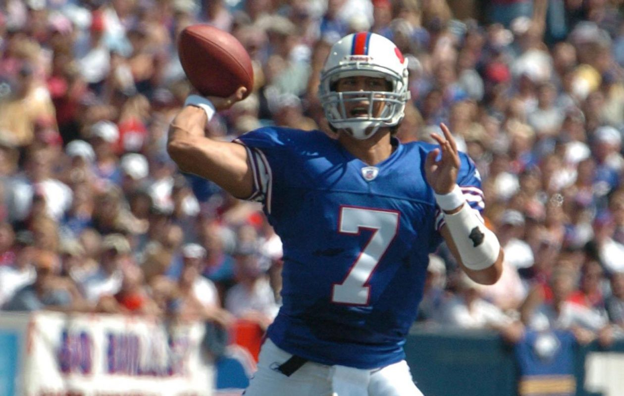 Former Bills quarterback J.P. Losman (Buffalo News file photo)