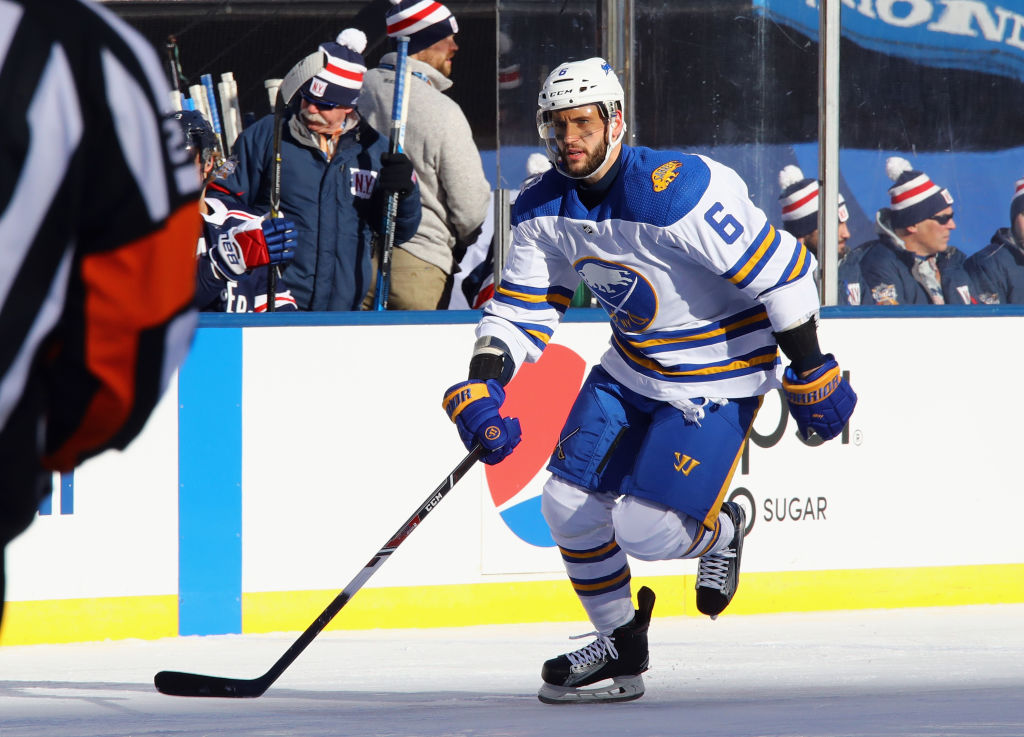 Marco Scandella was welcomed back to Minnesota Thursday night (Getty Images).
