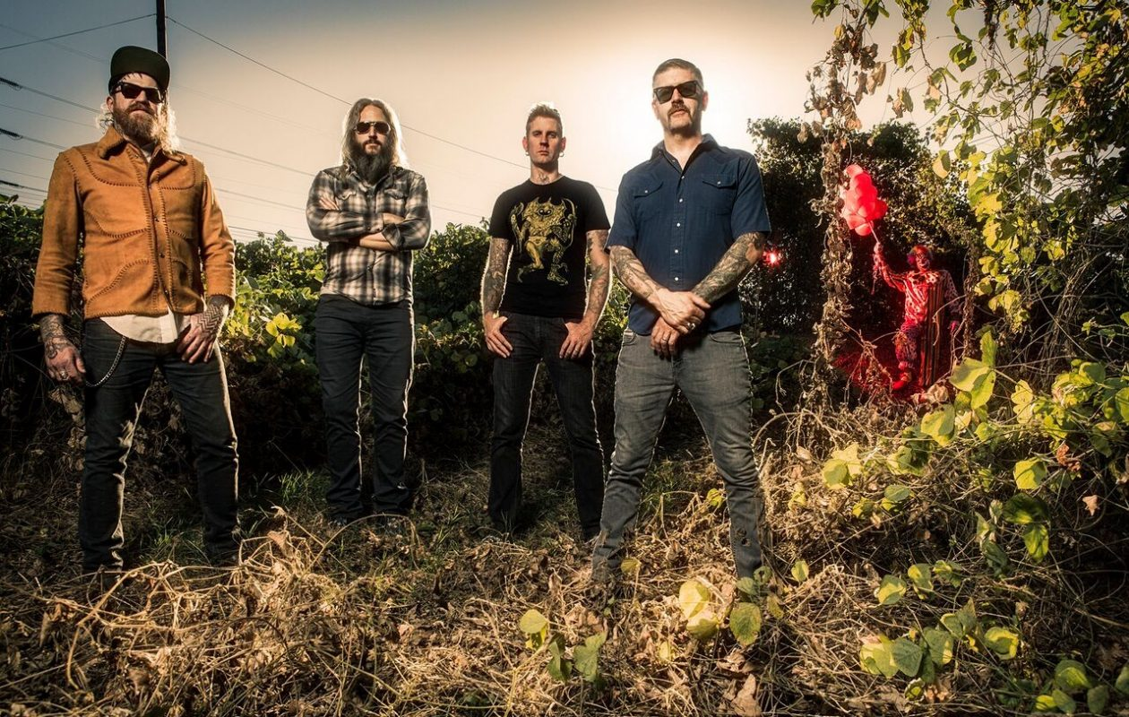 Mastodon will co-headline a show with Primus at Artpark May 23. (Jimmy Hubbard)