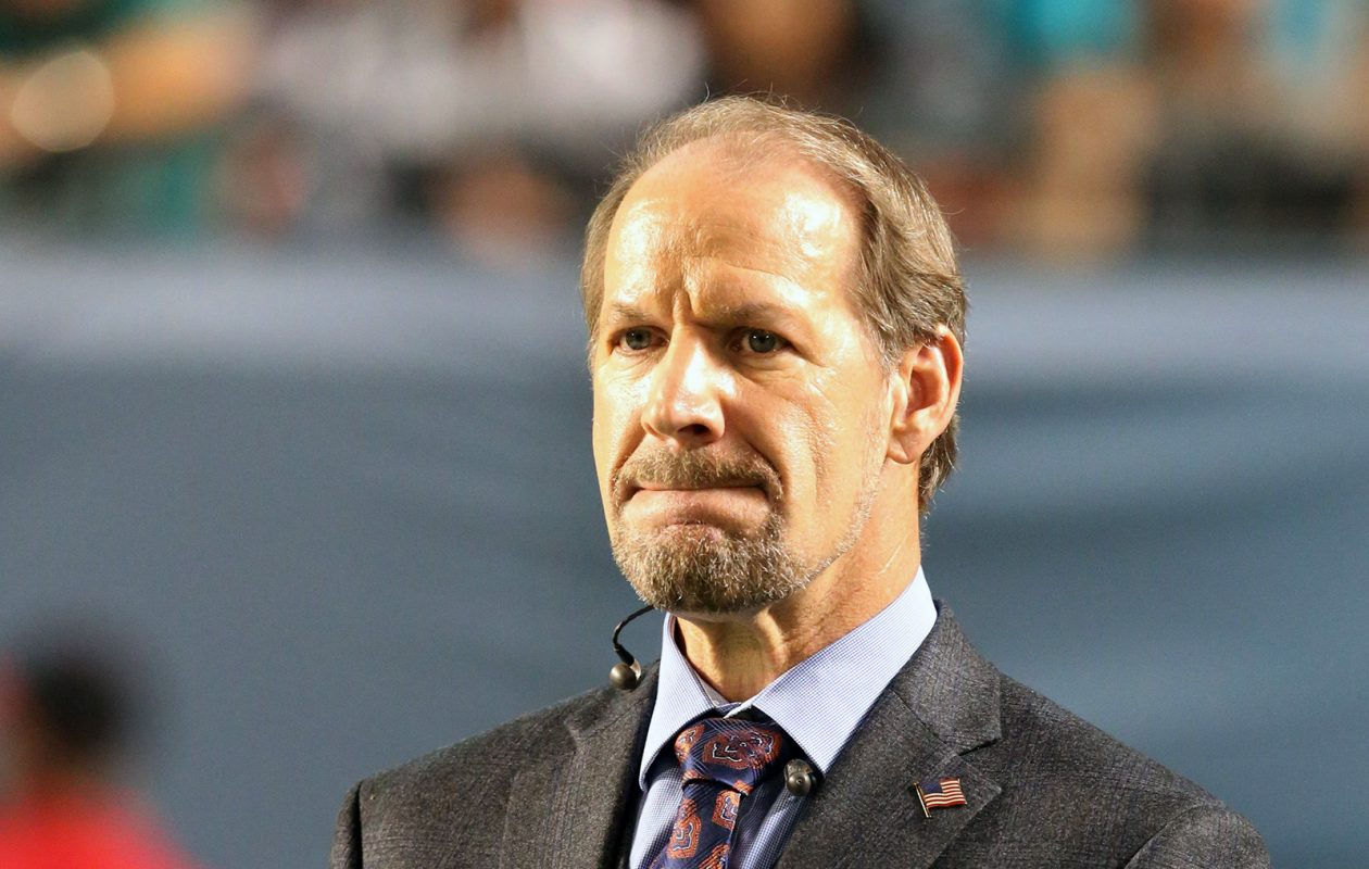 Count CBS's Bill Cowher among the ranks of the #BillsMafia. (James P. McCoy/News file photo)