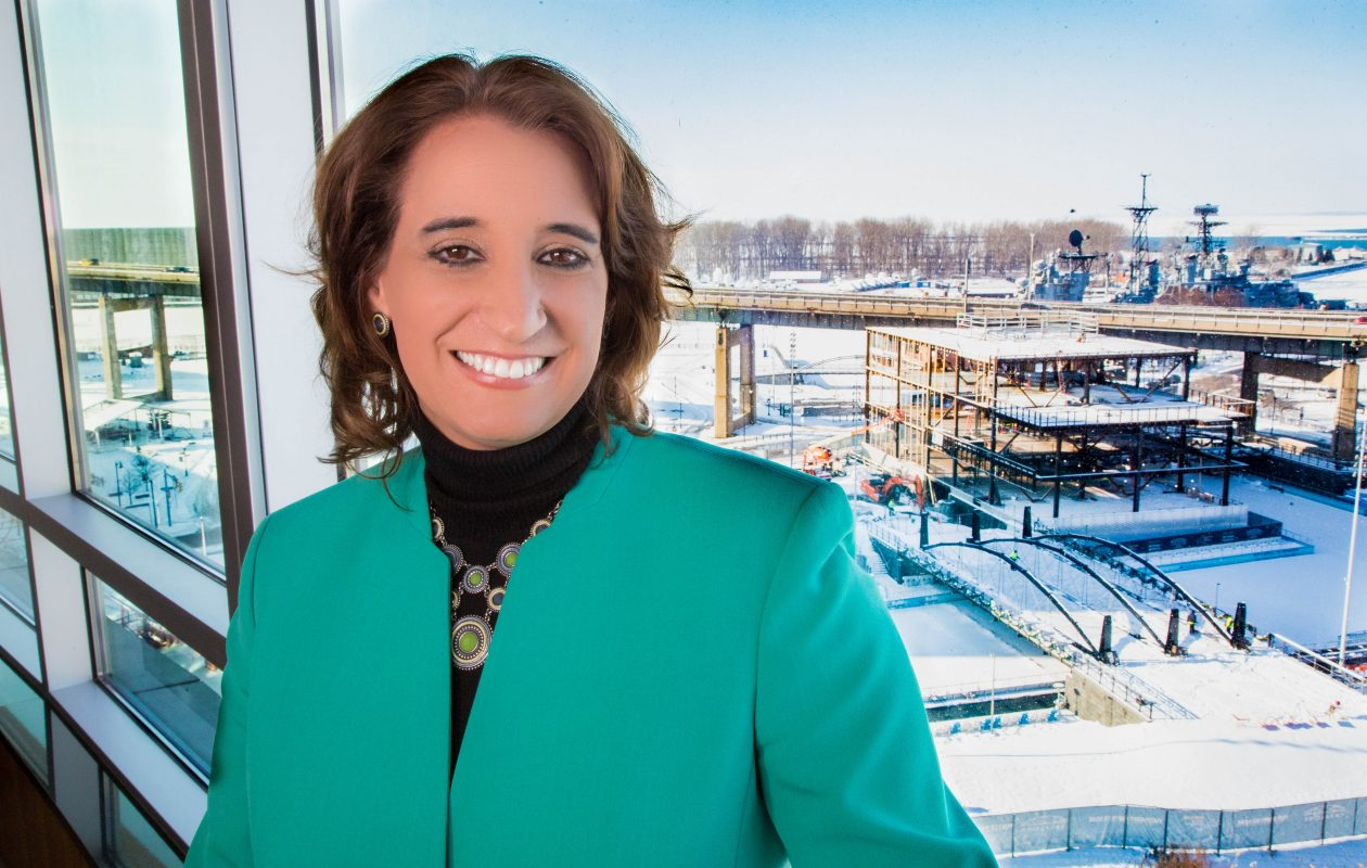 Michelle Urbanczyk has been tapped to lead Explore & More Children's Museum as it gets ready for a new home at Canalside.