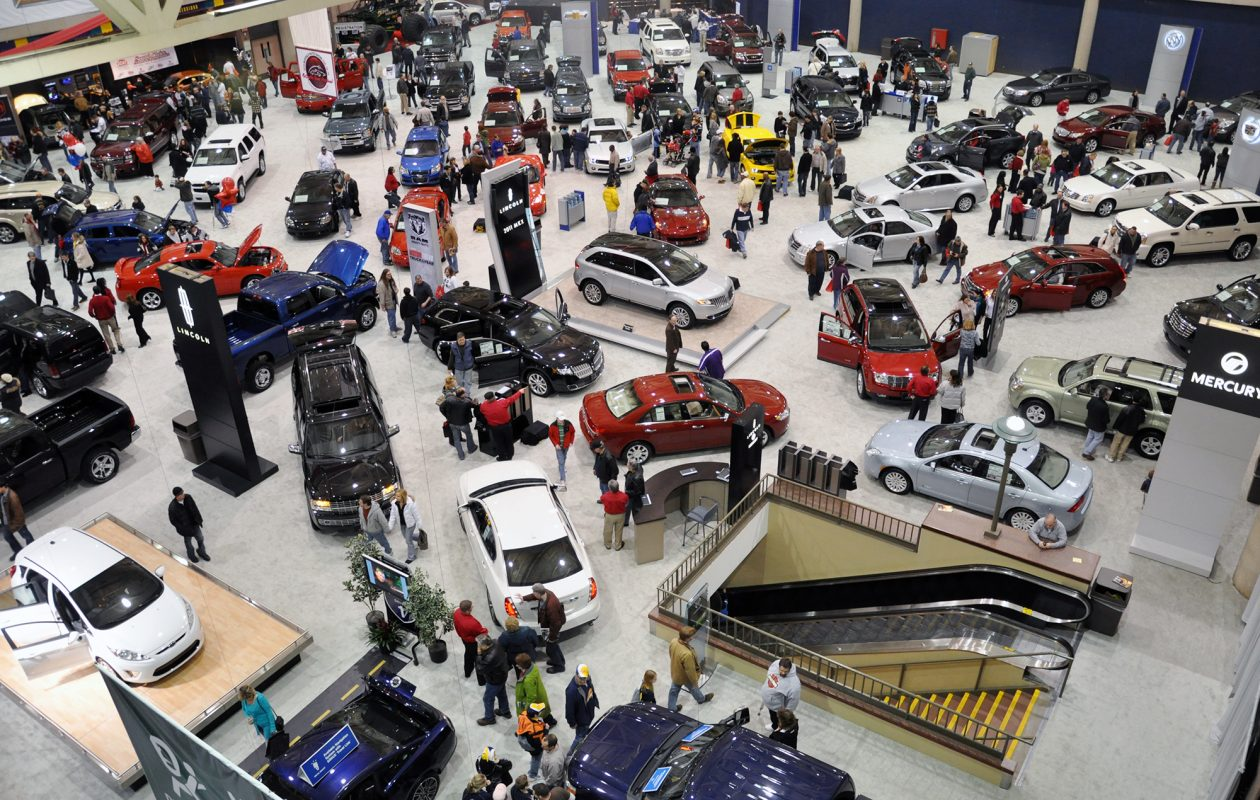 The annual Buffalo Auto Show features the latest-model vehicles, all under one roof. (Buffalo Auto Show)