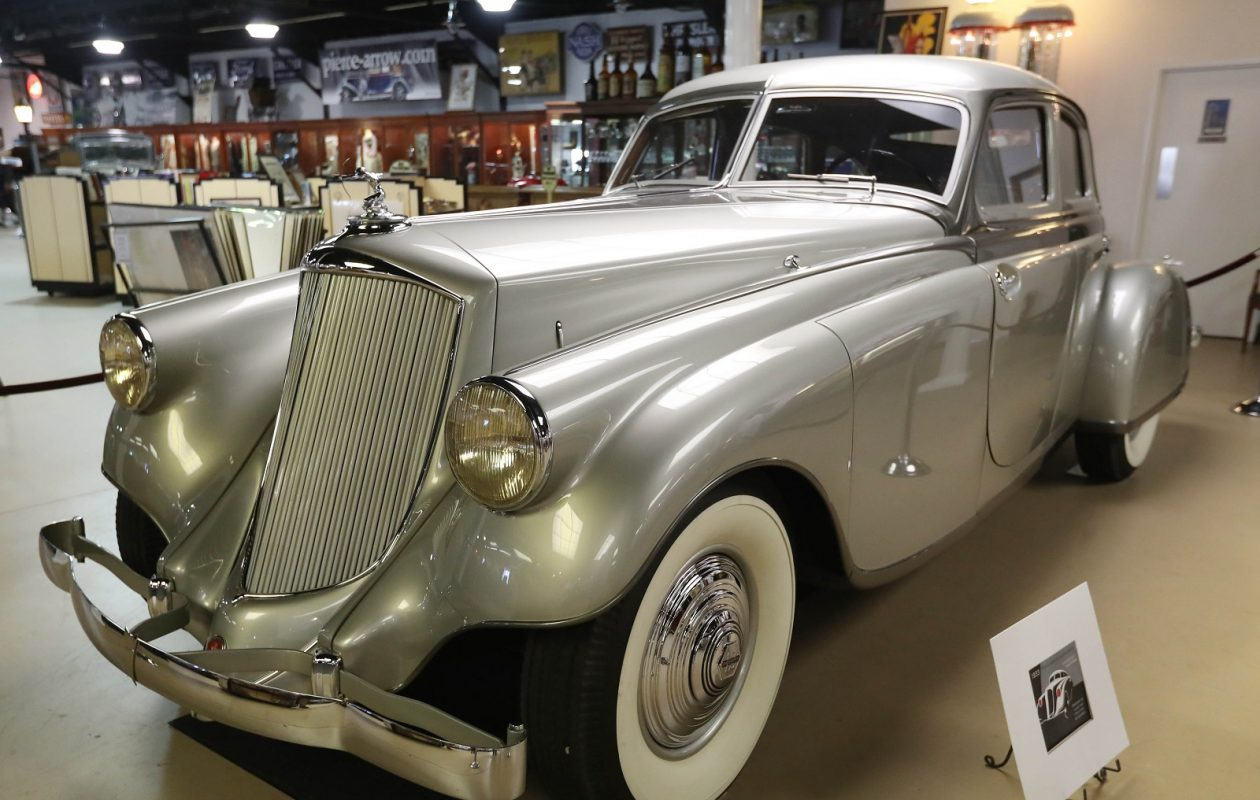 100-Plus Things: Stunning cars in Pierce-Arrow Museum – The Buffalo News
