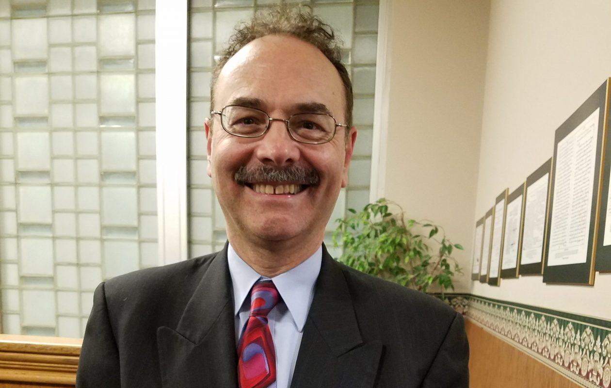Tonawanda's Deputy City Attorney S. Michael Rua was named city attorney on an interim basis by the Tonawanda Common Council on Tuesday, Jan. 16, 2018. (Nancy Fischer/The Buffalo News)