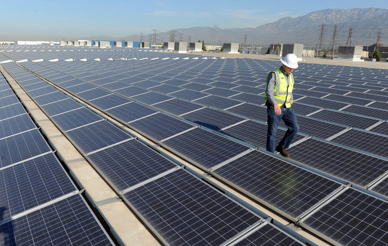 The Trump administration has imposed a 30 percent tariff on imported solar cells and panels. It is predicted to cost at least 23,000 American jobs. (Tribune News Service)