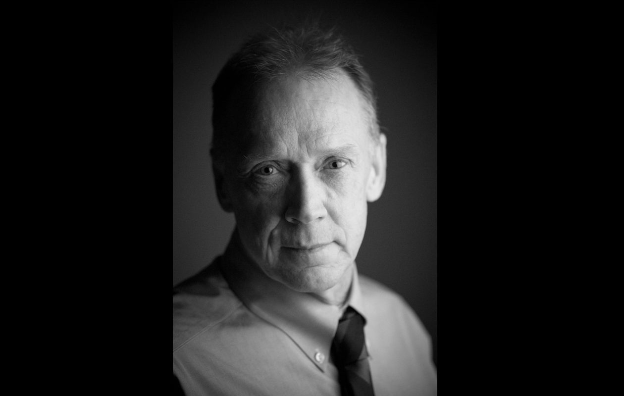 Buffalo News Deputy Managing Editor Stan Evans. (Derek Gee/Buffalo News)
