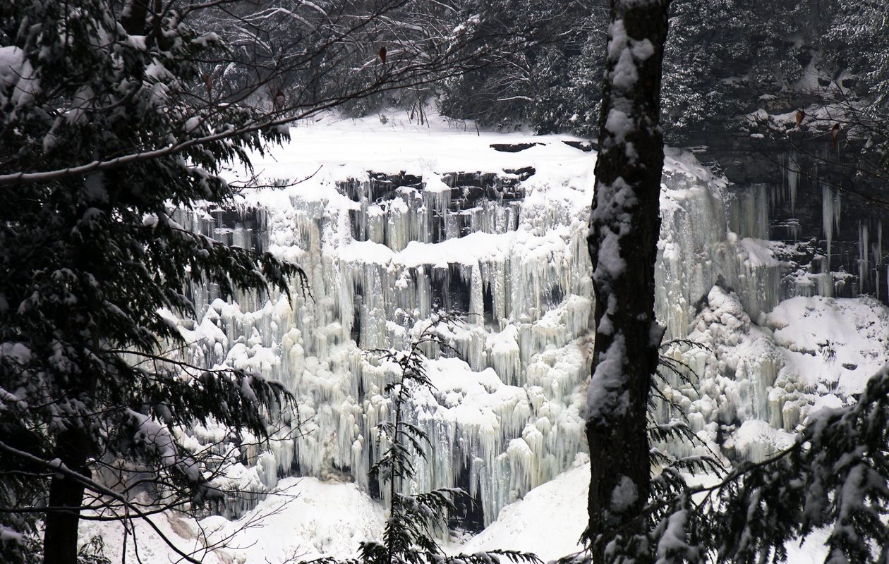 Salmon Falls. (Oswego County Tourism)