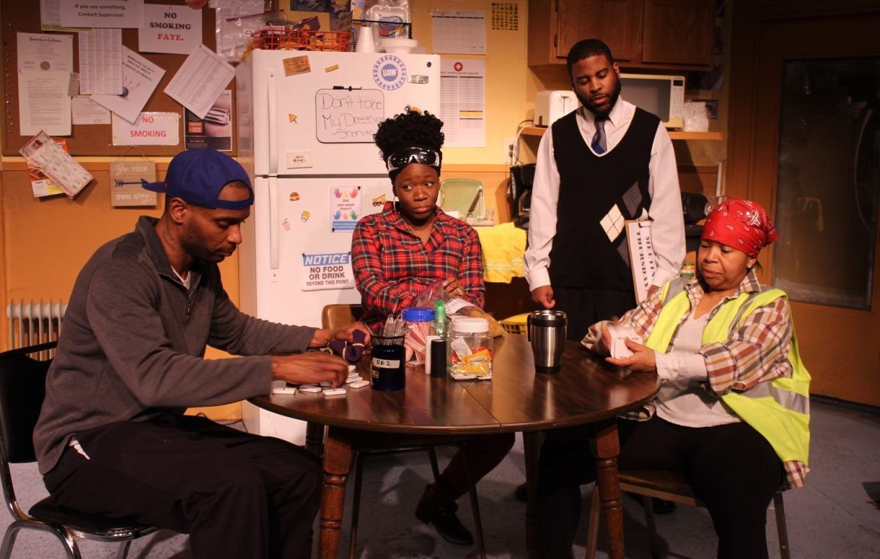 Skeleton Crew at Paul Robeson Theatre is one of many Buffalo shows worth checking out.